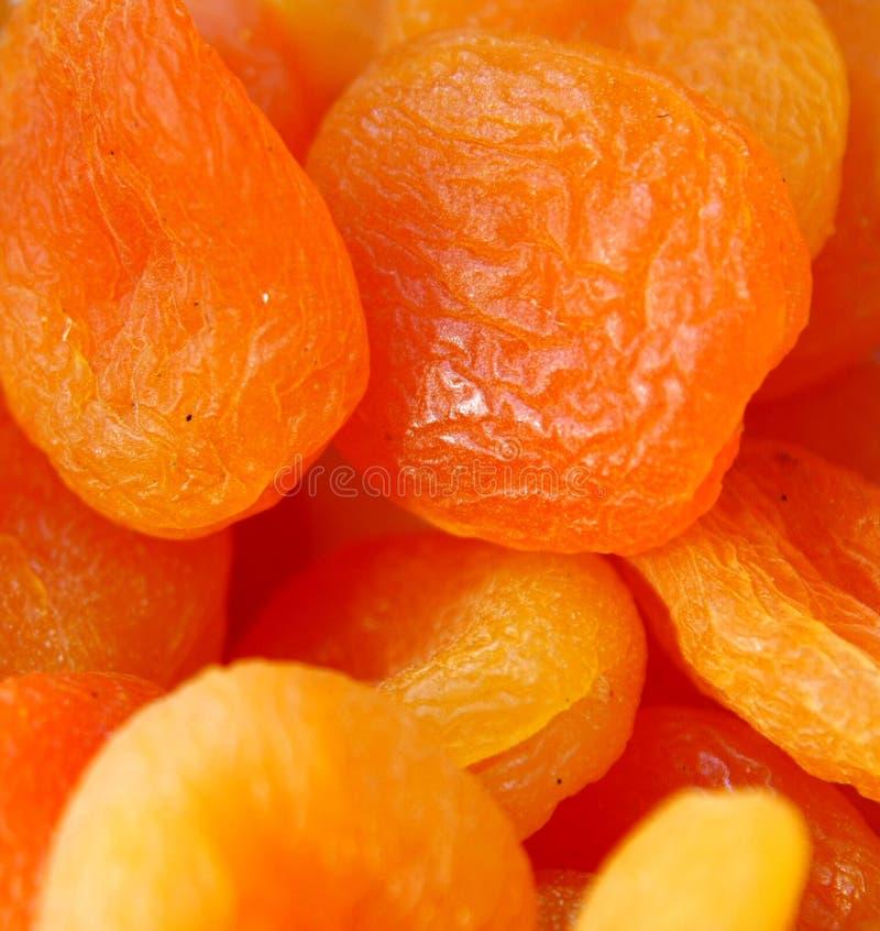 Droge vruchten stock afbeelding