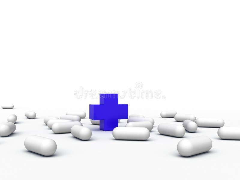Drogen lizenzfreie abbildung