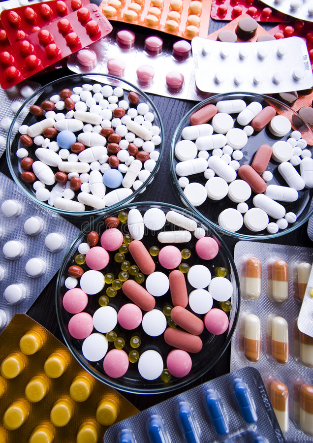 Drogen stockfotos