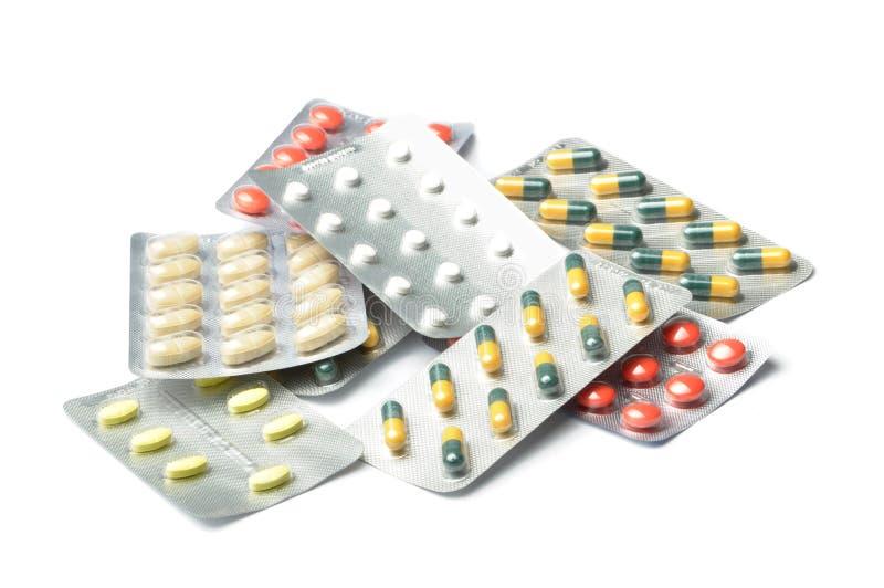 Drogen getrennt stockfoto
