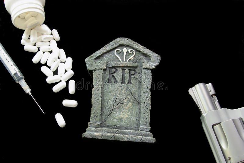 Drogenmissbrauch stockfoto