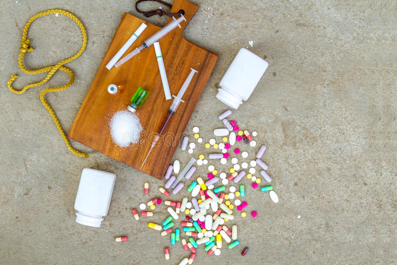 Droger och böjelser fotografering för bildbyråer