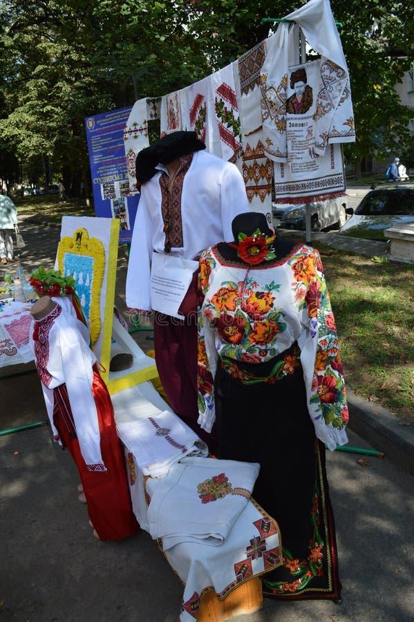 Drogobych Ucrânia ocidental fotografia de stock