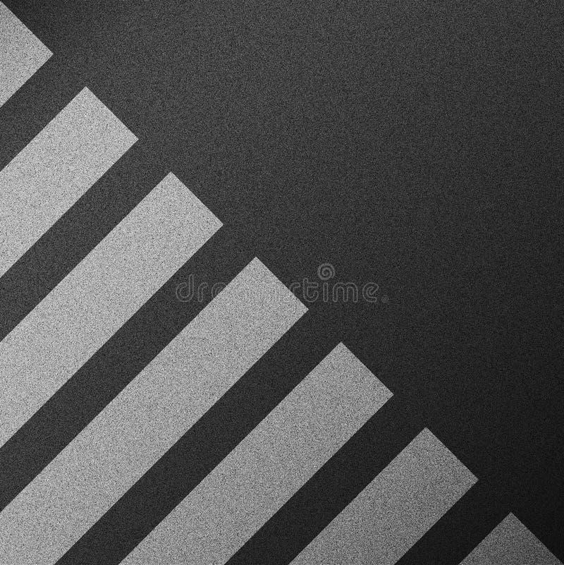 Drogowa tło tekstura szorstki asfalt royalty ilustracja