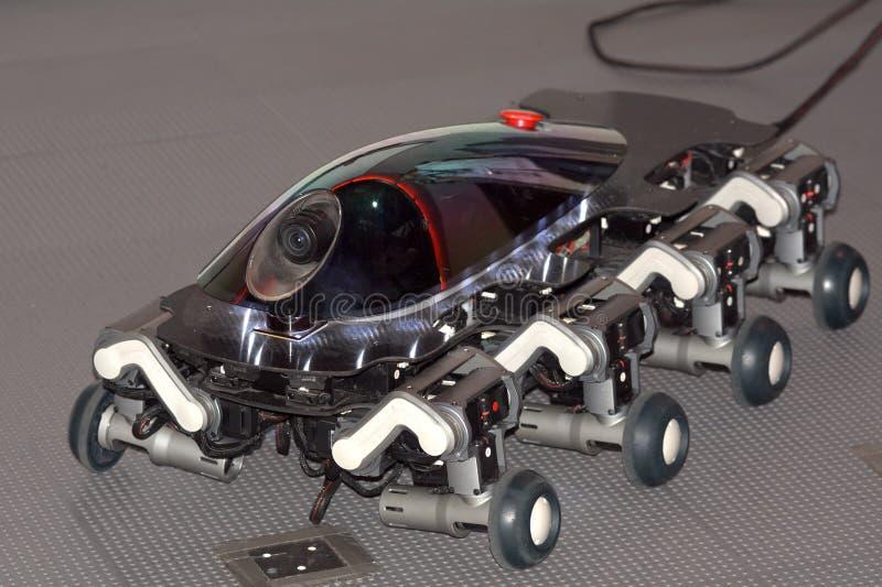 Droid Halluc 2, Tokio, Japón imagen de archivo libre de regalías