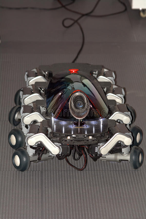 Droid Halluc 2, Tokyo, Japan lizenzfreies stockbild