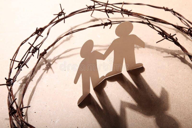 Droit de l'homme images libres de droits