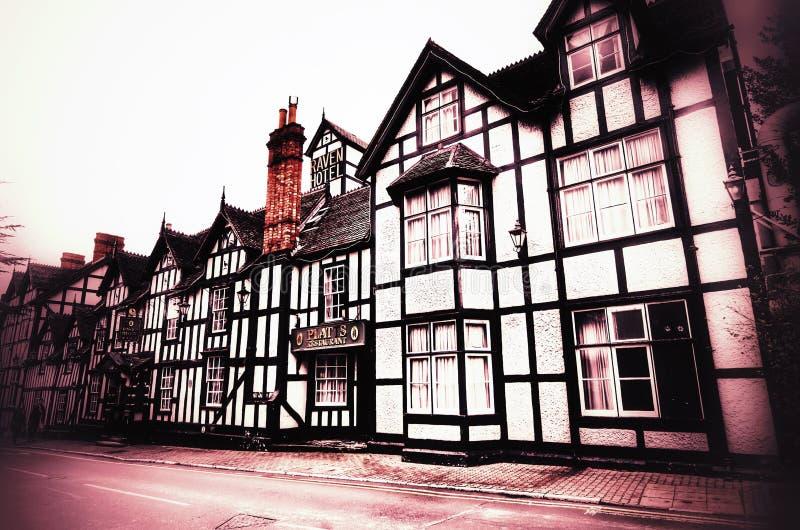 Droitwich stock foto's