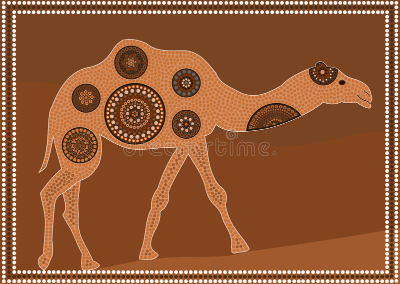 Dromedary Royalty Free Stock Photography