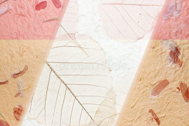 Dromerige natuurlijke achtergrond royalty-vrije stock afbeeldingen