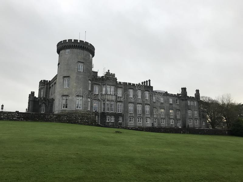 Dromoland Castle royalty free stock images