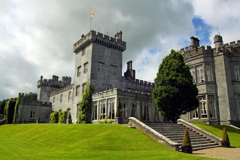 dromoland ireland för calreslottco royaltyfria bilder