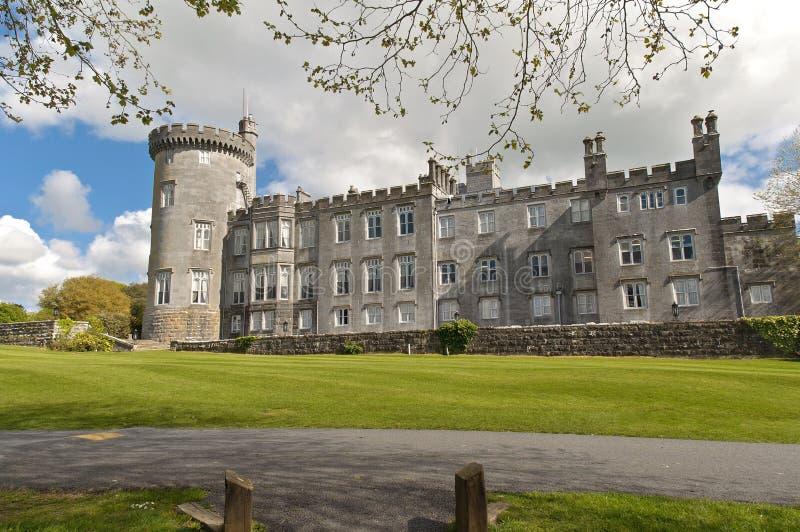 Dromoland Schlosshotel, Grafschaft Clare, Irland lizenzfreie stockfotografie