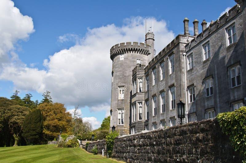 Dromoland Schlosshotel, Grafschaft Clare, Irland lizenzfreie stockfotos