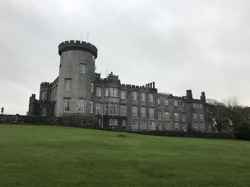 Dromoland slott royaltyfria bilder