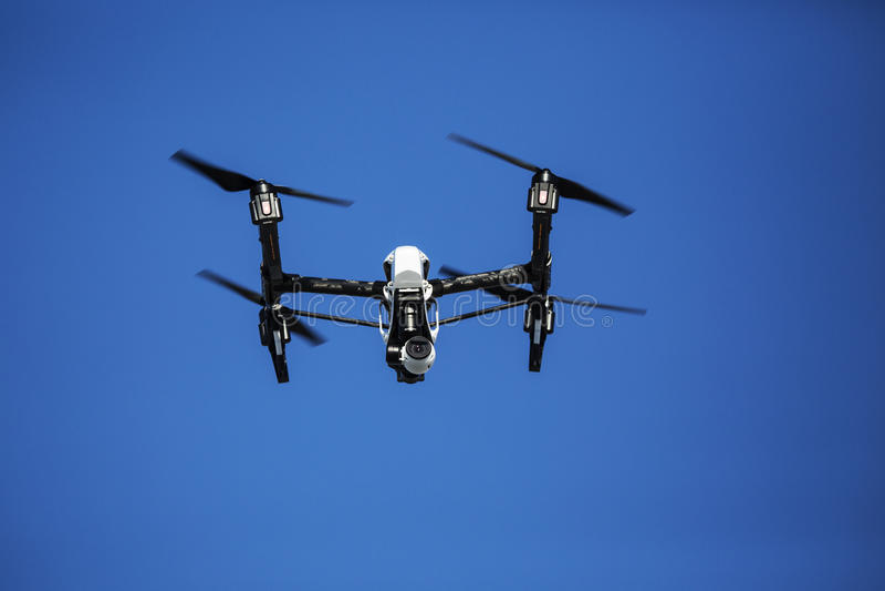 Dron στοκ εικόνα με δικαίωμα ελεύθερης χρήσης