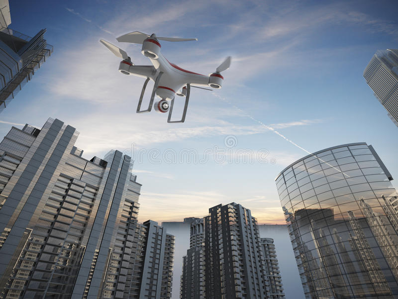 Drone royalty free stock photos
