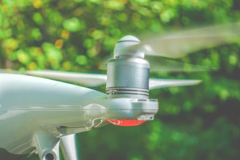 Drone propeller outdoors stock photos