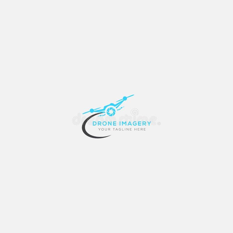 Modern Drone Logo Collection