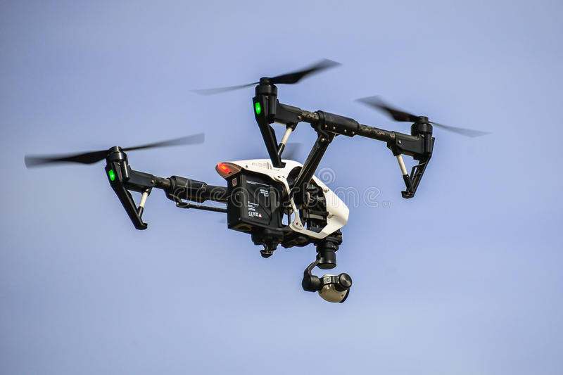 Drones. The drones are unmanned vehicles