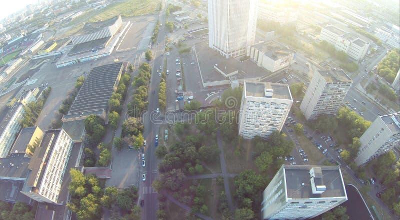 Droneview 8 imágenes de archivo libres de regalías