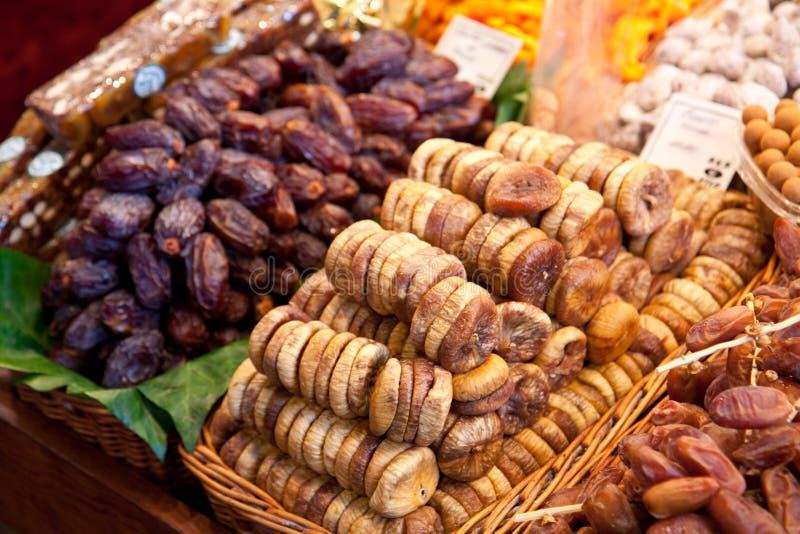 Droog fruit royalty-vrije stock afbeelding
