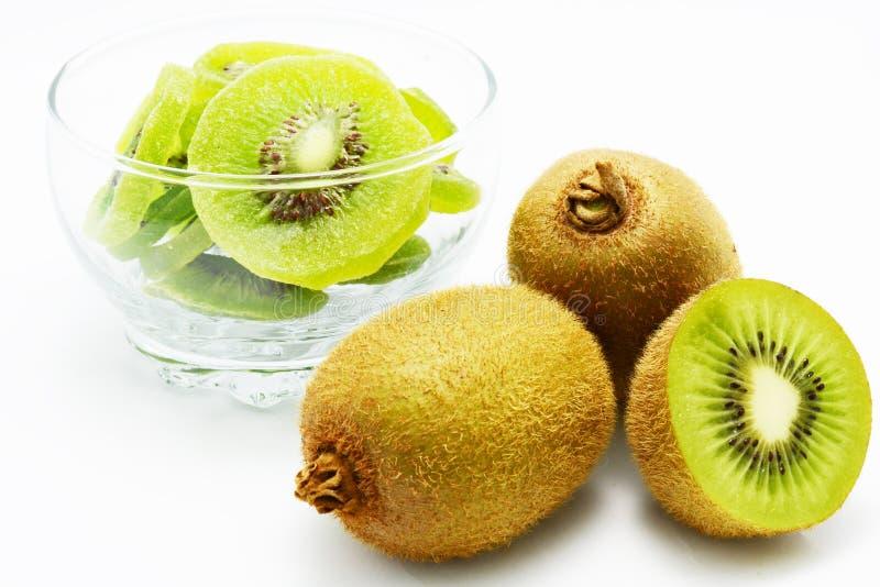 Droog mengelingsfruit stock fotografie