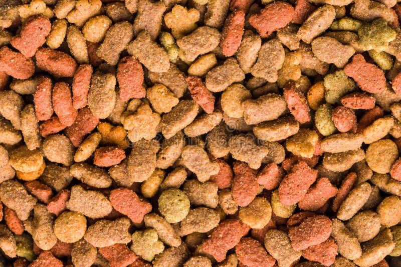 Droog voedsel voor huisdieren royalty-vrije stock foto
