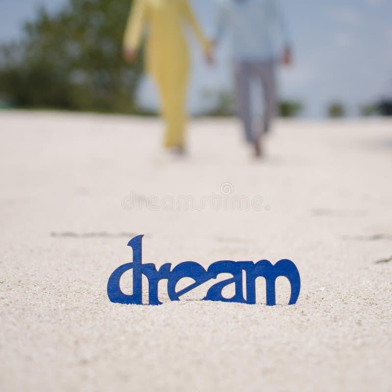 droom stock afbeelding