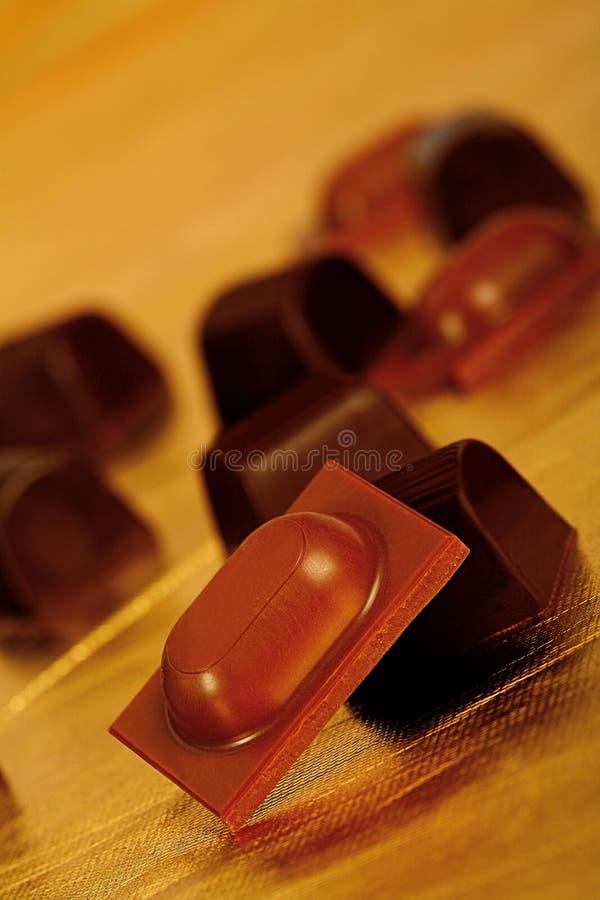 Droomhoogtepunt van snoepjes Voedselpornografie royalty-vrije stock foto