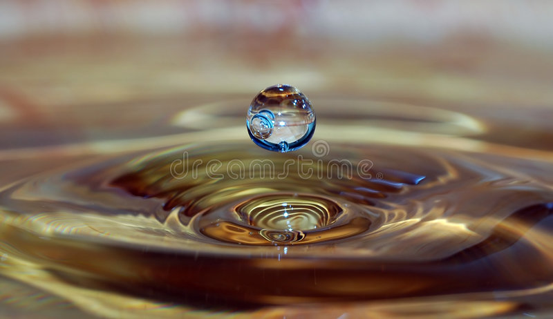 A drop stock images