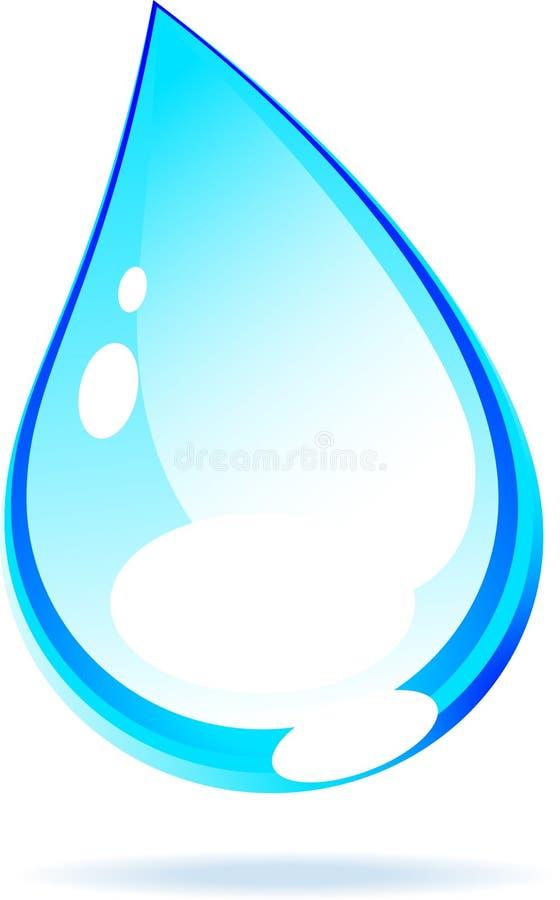 Drop. vector illustration