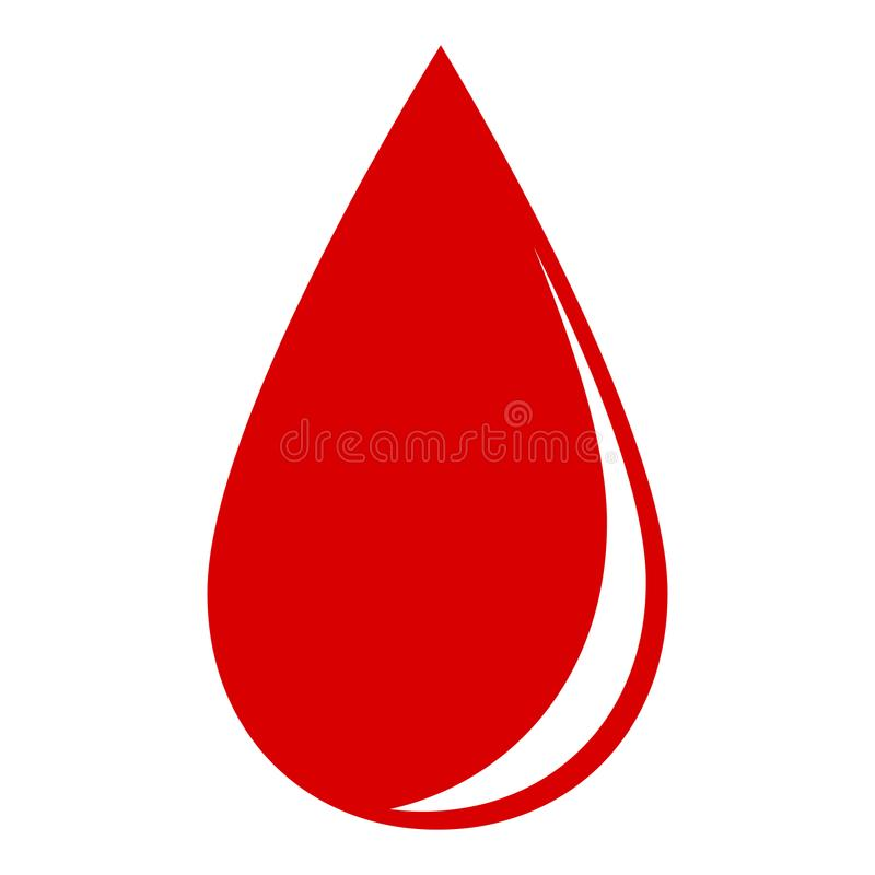 drop of blood on a white background stock vector illustration of rh dreamstime com blood victory tumblr blood vector png