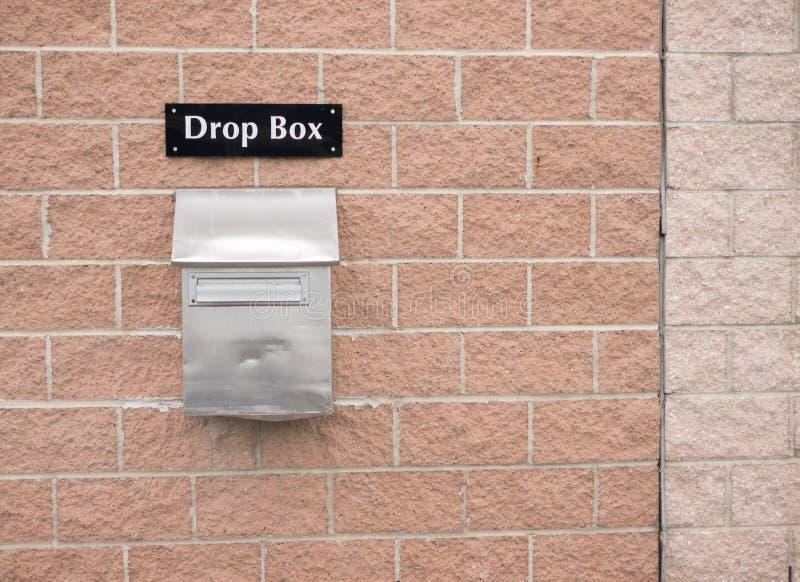 Drop Box Royalty Free Stock Images