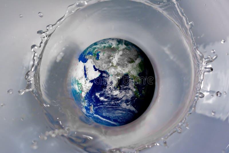 Drop the globe