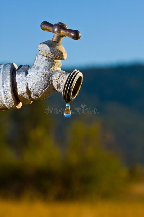 Free Drop Of Water Royalty Free Stock Image - 6532606