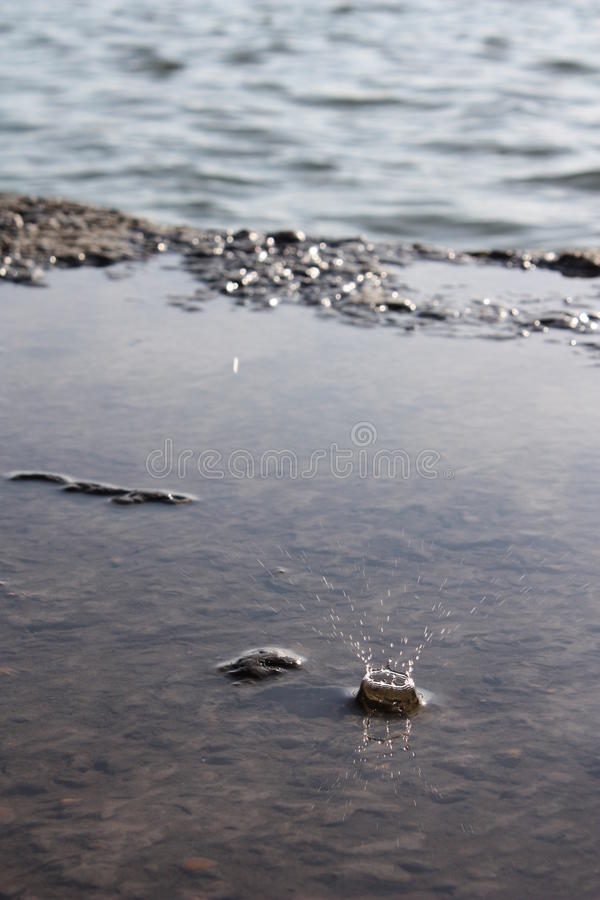 Download Drop water stock image. Image of drop, moment, beach - 27895611