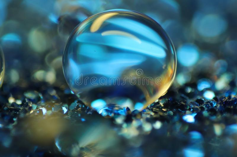 Drop of water. royalty free stock photos