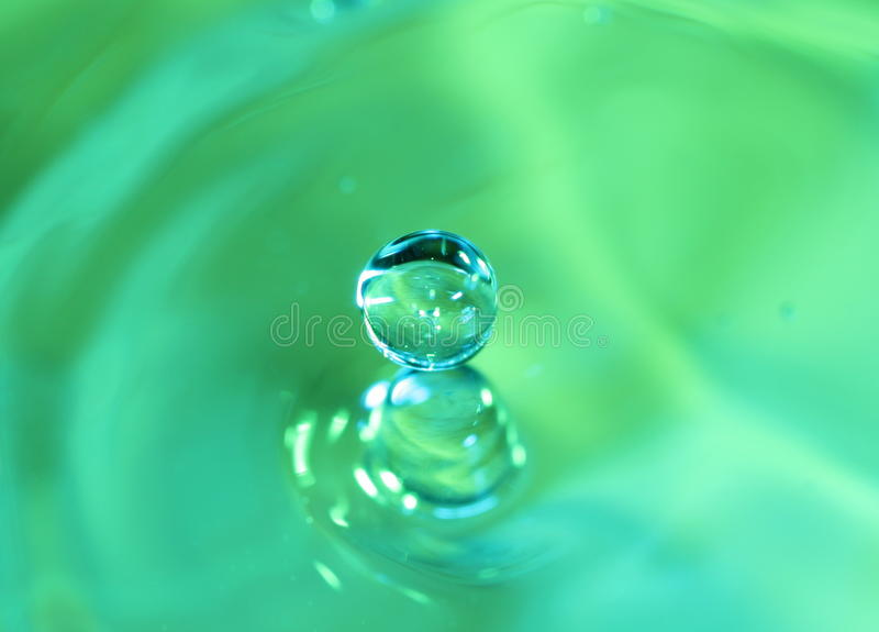 Droplet stock photography