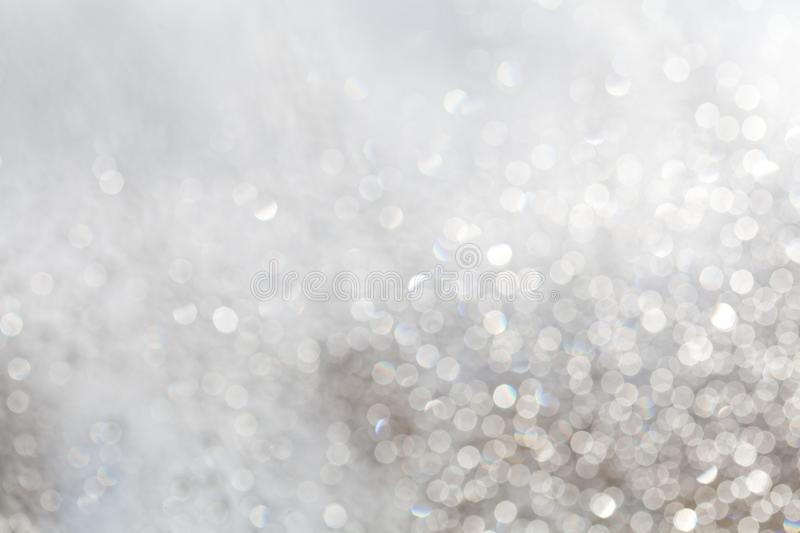 Droplets On A Window. Defocused small water droplets on the window royalty free stock photography