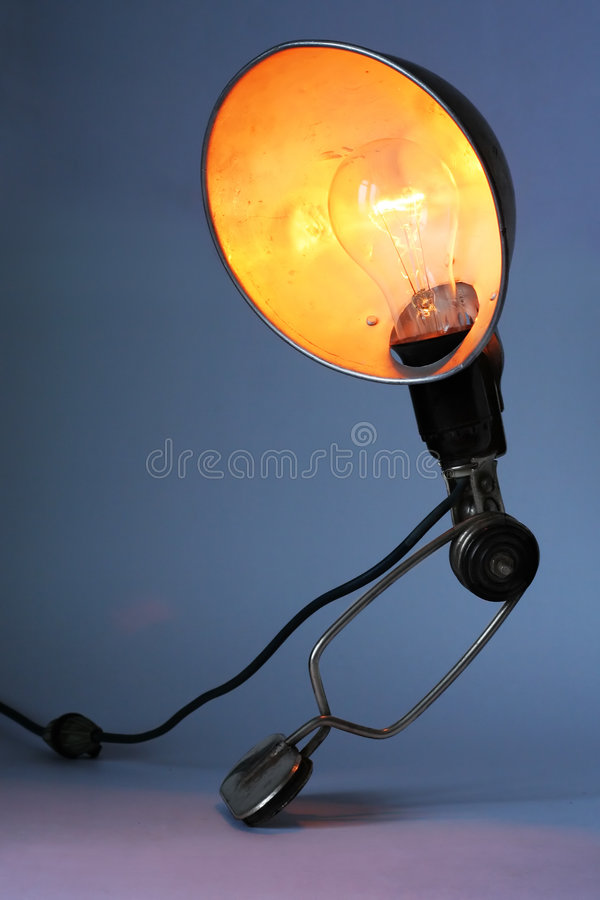 Droplight lizenzfreies stockfoto