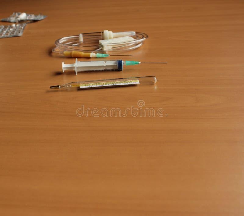 dropper ιατρική σύριγγα στοκ εικόνες με δικαίωμα ελεύθερης χρήσης
