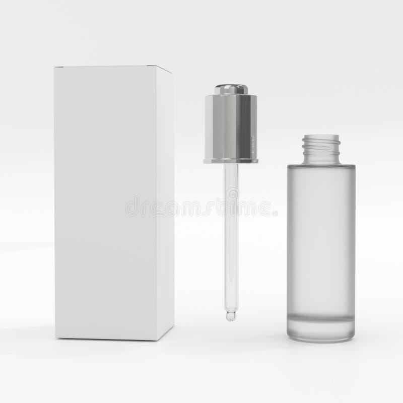 Download Dropper Pipette Bottle Mockup. CBD Oil Dropper Bottle ... Free Mockups