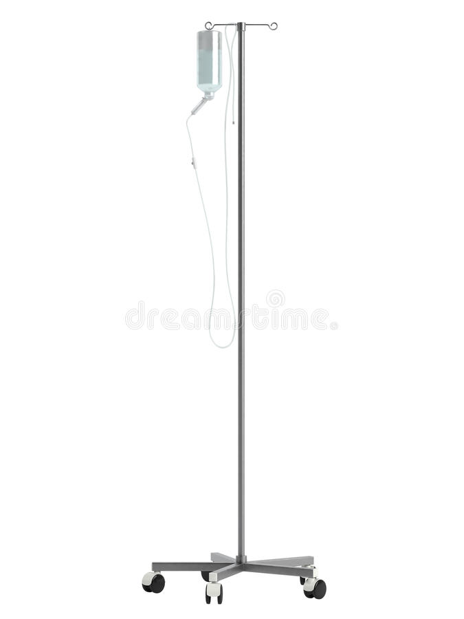 Download Dropper with a tripod stock illustration. Image of up - 26570015
