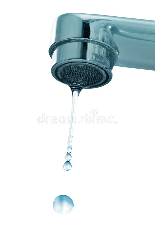 Free Drops And Faucet Stock Image - 16588071