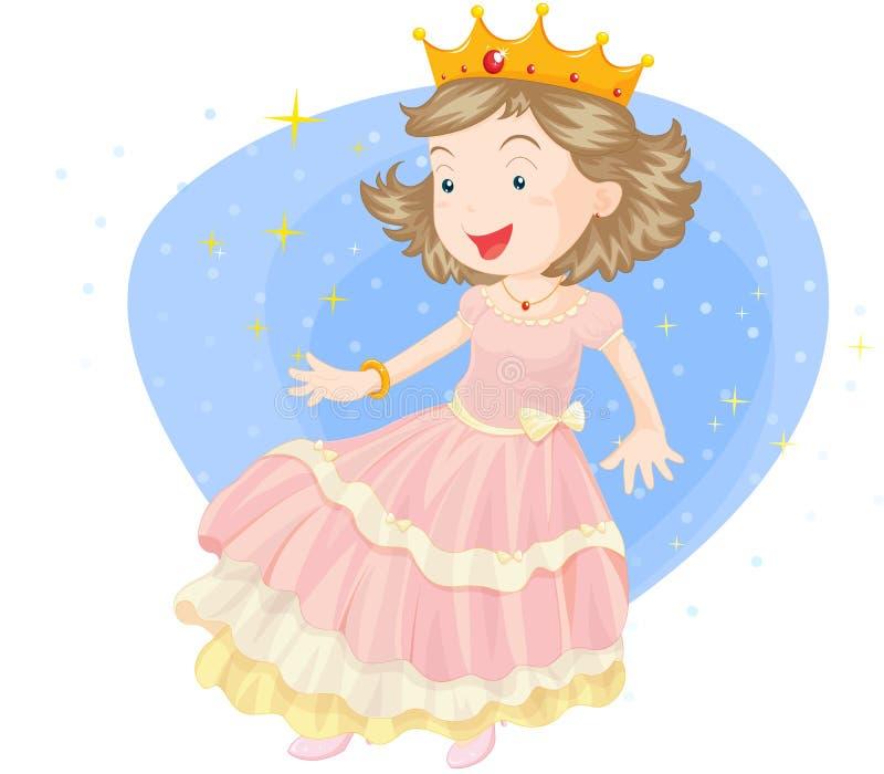 drottning royaltyfri illustrationer