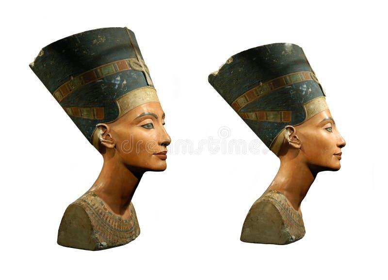 Download Drottning Nefertiti Som Isoleras På White Redaktionell Foto - Bild av originellt, nefertiti: 27284295