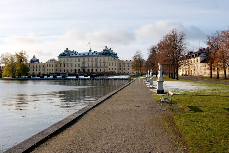 Drottningholm images libres de droits