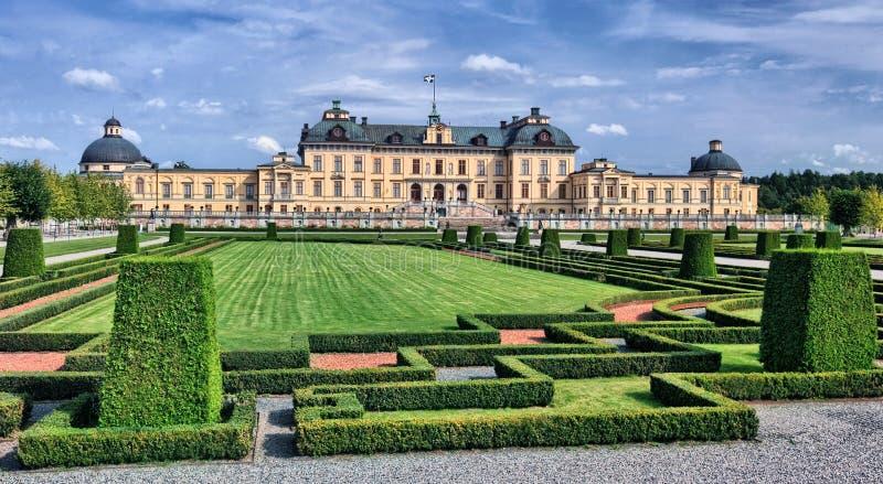 Drottningholm slott arkivfoton