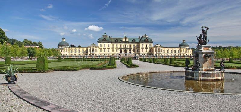 Drottningholm, Stoccolma fotografia stock